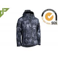 Buy cheap Novel Style Tactical Winter Jacket For Adventure Travel , Military Style Coat Windproof from Wholesalers