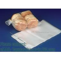 China Bread perforation bags, Wicketed Micro Perforated bags, Bakery bags, Bopp bags, Bread bags factory