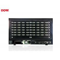 China 1080P lcd display datapath x 4 - video wall controller HDMI splitter Aluminum brushed DDW-VPH0708 on sale
