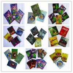 China Herbal Incense, Zipper Bag, Foil Mylor, Zipper Bag, Spice Potpourri, Zipper Bag, Custom factory