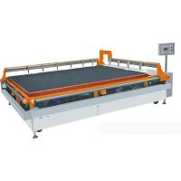 Buy cheap ZM-1913 Semi Automatic Glass Straight Line Cutting Machine from Wholesalers