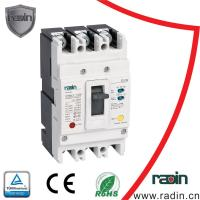 China Current Limiting Capacity Adjustable MCCB Earth Leakage Circuit Breaker ELCB on sale
