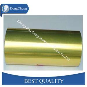 China Industrial Aluminium Foil Strip Coil Aluminium Air Conditioner Foil 8011 1235 factory