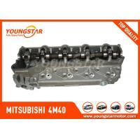 Buy cheap Complete Cylinder Head For MITSUBISHI 4M40 Canter Fe -511 / 711  2.8TD  Pajero AMC 908515 from Wholesalers