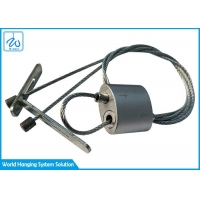 China Spot Wholesale Y-Cable W/ Ceiling Gripper & Toggles For Brass Cable Looping Gripper factory