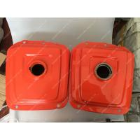 Buy cheap Diesel Engine fuel tank Kubota Engine Parts iron material red color from Wholesalers