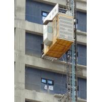 Buy cheap Heavy Duty Rack Pinion Passenger And Material Hoist Highly Speed SC250(BG) KP-B19 from Wholesalers