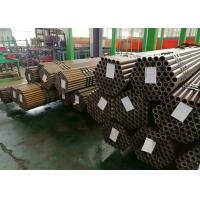 China ASME 50.8x3.6x6000mm Bevelled Carbon Steel Seamless Tube High Pressure Long Lifetime factory