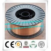 China High Efficiency MIG Welded H Beam Line ER70S-6 CO2 Welding Wire Little Spatter factory