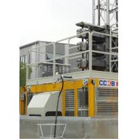 Buy cheap VFD Motor Rack And Pinion Elevator , Construction Site Lift Max Lifting Height 0–46 M/Min from Wholesalers