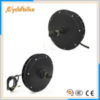 China Brushless Gearless 48v 1000w Electric Bicycle Hub Motor With CE Approved on sale