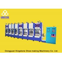 Buy cheap 8 Stations Vertical EVA Boot Making Machine 200-300 Pairs Per Hour 2 Years Gurantee from Wholesalers