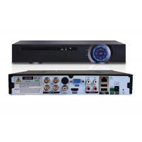 Desktop 4 Channel Digital Video Recorder , H.264 NVR 3 In 1 Video Recorder Android OS