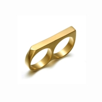 China Double Finger PVD Vaccum 0.005mm Tolerance Brass Steel Ring factory