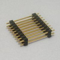 China Pin Headers with 0.025-inch Square Wire Pins factory