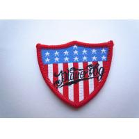 China Apparel Iron On Clothing Patches Environmental For Home Textile factory