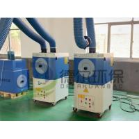 Buy cheap energy saving environmental proetcion mobile weld fume extraction from Wholesalers