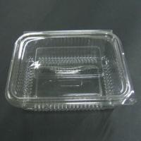 Buy cheap Plastic Food Container, Made of Eco-friendly PET Material, Safe for Food Use from Wholesalers