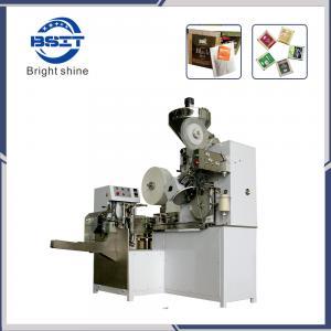 China DXDC8IV Tea Bags Envelope Packing Machine with Heat Sealing Ouer Bag /Tea Bag Making Machine factory