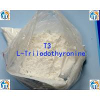 Buy cheap Oral Injectable Anabolic Steroid CAS 55-06-1 L-Triiodothyronine T3 from Wholesalers