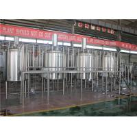 China 1000L Small Brewery Equipment factory