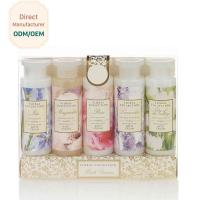 Buy cheap Womens Bubble Bath Gift Sets 305ml Shower Gel 200ml Body Lotion ODM Service from Wholesalers