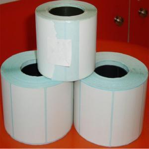Buy cheap 2015 Custom Heat Sensitive Labels from Wholesalers