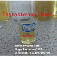 Injectable testosterone steroids testosterone suspension TNE 100mg / ml for bodybuilding