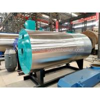 Buy cheap Industrial oil Fired Thermic Fluid Heater , Oil / Gas Fired Thermal Fluid Systems from Wholesalers