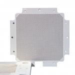 Buy cheap Peek Machining BGA Test Socket Part Aperture 0.05mm Tolerance + / - 0.008 from Wholesalers