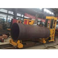 Buy cheap Professional Industrial CNC Pipe Cutting Machine 5000mm/ Min Max Speed from Wholesalers