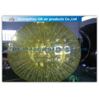 China Customized Body Inflatable Bumper Ball Soccer Bubble For Playing Games factory