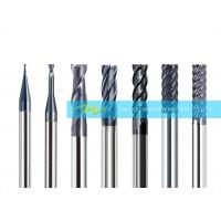 Buy cheap PVD Solid Carbide End Mills Sets With Rich Selection For All Kinds Of Materials from Wholesalers