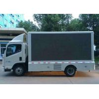 Buy cheap Low Power SMD Truck Mobile Led Display , Mobile Video Screens For Outdoor from Wholesalers