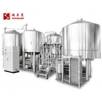 China 7000L Professional Brewing Equipment , Regional Beer Brewing Equipment factory