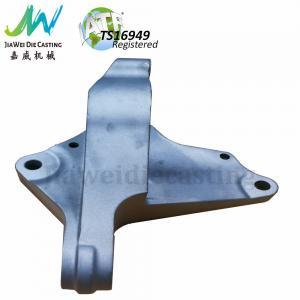 China AL Die Cast Auto Parts , Diecast Aluminium Alloys Engine Mount Bracket factory