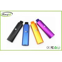 Quality Dry Herb Vaporizers , 1500puffs Pex Vaporizer Kit With 1600mah Battery For USA for sale