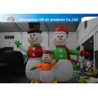 Buy cheap Giant Inflatable Snowman Blow up Christmas Santa Claus Yard Decoratoin from Wholesalers