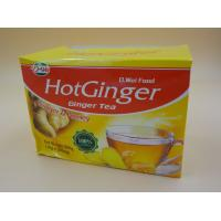 Buy cheap Soft Honey Tea Ginger Instant Drink Powder Particle Calorie Free 10 G * 20 Pcs from Wholesalers
