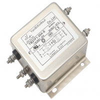 China 20A 120V 250VAC Low Pass EMI RFI Filter With UL CE Certification factory