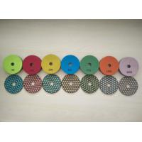 Buy cheap 100mm Dry Honeycomb Diamond Polishing Pads For Stone from Wholesalers