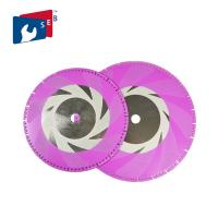 Buy cheap Demolition Diamond Cutting Disc For Concrete 22.23mm / 25.4mm / 32mm Hole from Wholesalers