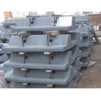 China Continuous Ball Mill  Liner Castings And Forgings mill liners for ore plant factory