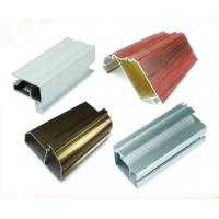 Surface Treatment T Slot Extruded Aluminum Profiles For Windows And Doors