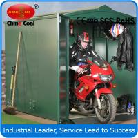Buy cheap garage container for motorcycle (Motorcycle Sheds container) from Wholesalers