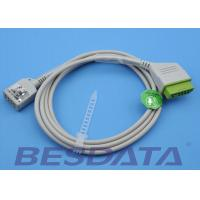 Buy cheap Nihon Kohden JC-906PA Compatible ECG Trunk Cable Adapter For BSM / Life Scope Series from Wholesalers