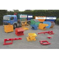 bale clamps forklift truck