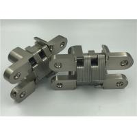 Buy cheap Multi Functional 180 Degree Concealed Cabinet Hinges For Fireproof Door Channel Gate from Wholesalers