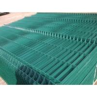 China Welded Wire Mesh Fence / School Playground Fence / Metal Fence Panel on sale