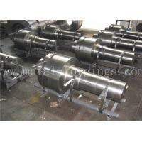 China 50kg - 15 Ton Hot Forged Shaft Max Length 5000 mm ABS DNV BV RINA KR LR GL NK Certificated factory